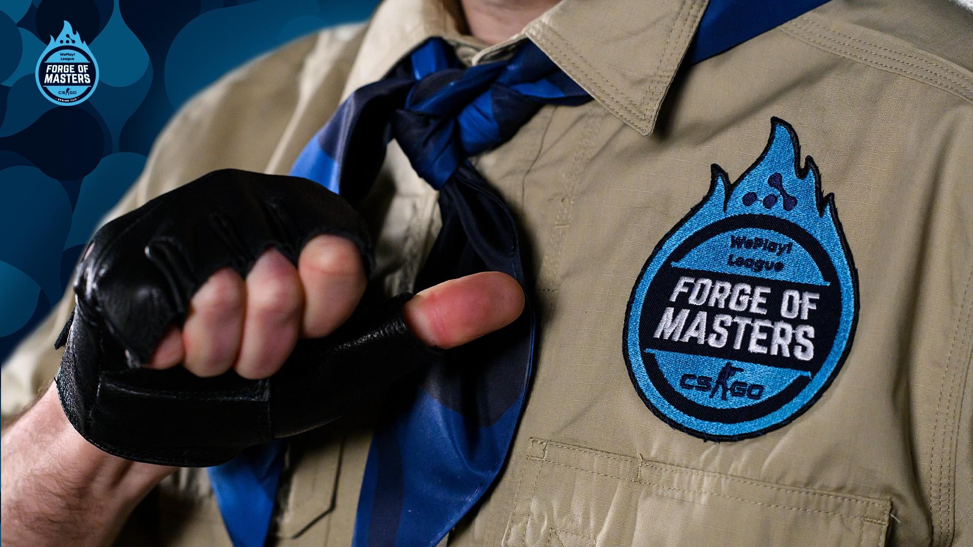 Vega Squadron vs. Team Spirit — Forge of Masters. WePlay! League