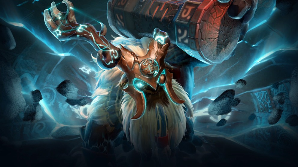 Earthshaker is treated with an exclusive Planetfall Arcana
