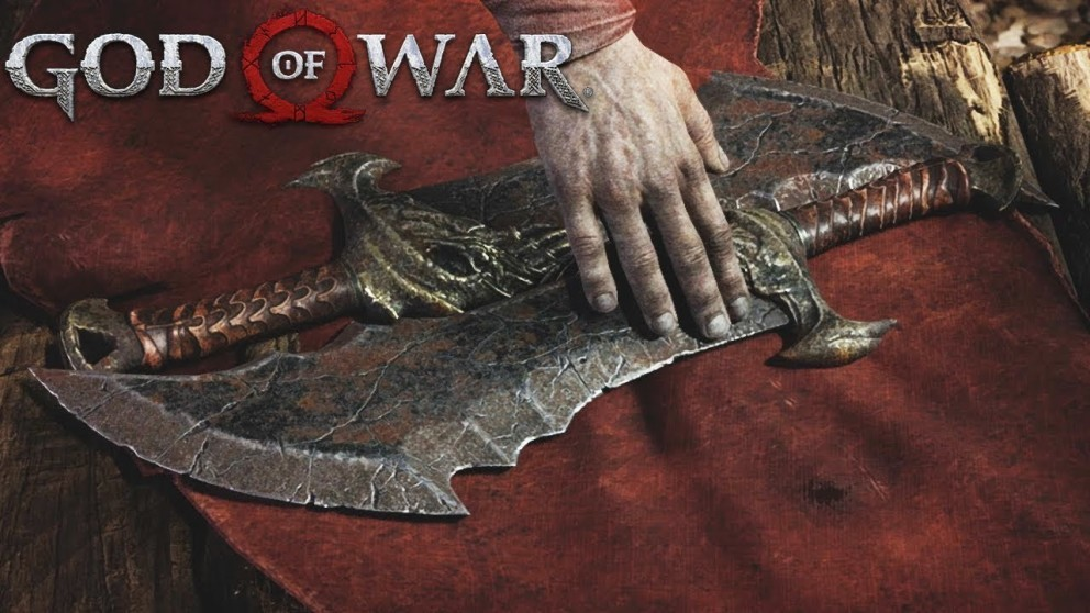 God of War - How to Upgrade Blades of Chaos