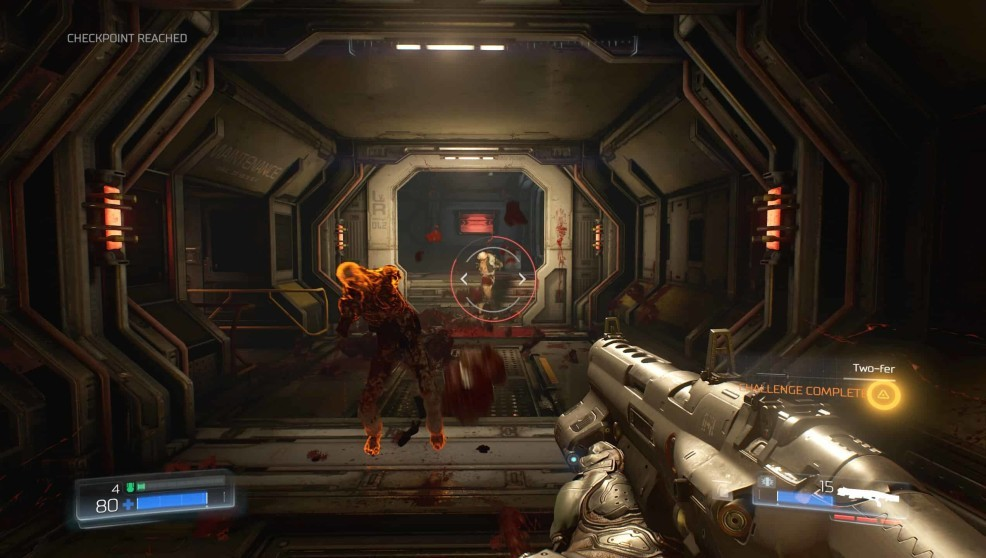 Doom secrets level 1