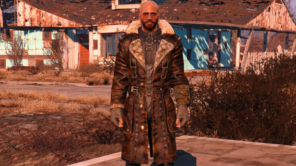 Fallout 4 - How to get Maxson's Battlecoat