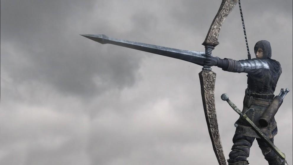 Dark Souls 3: Dragonslayer Bow