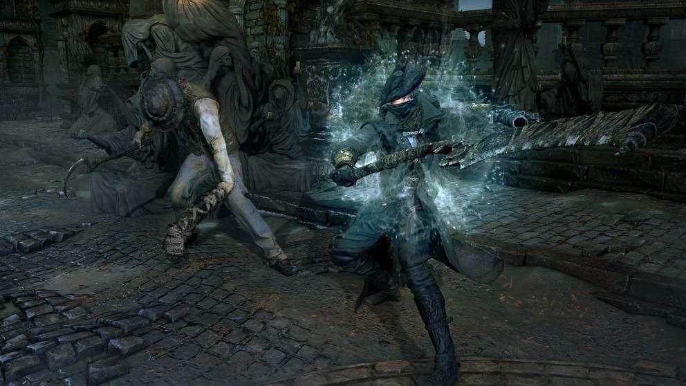 Bloodborne: Blood-Starved Beast boss fight guide