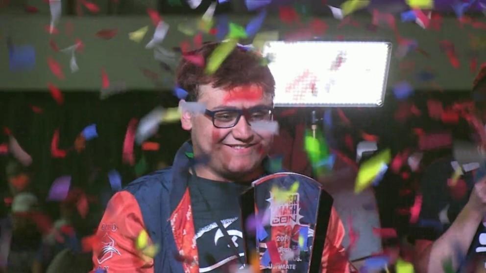 MKLeo победил на Super Smash Con в дисциплине Ultimate