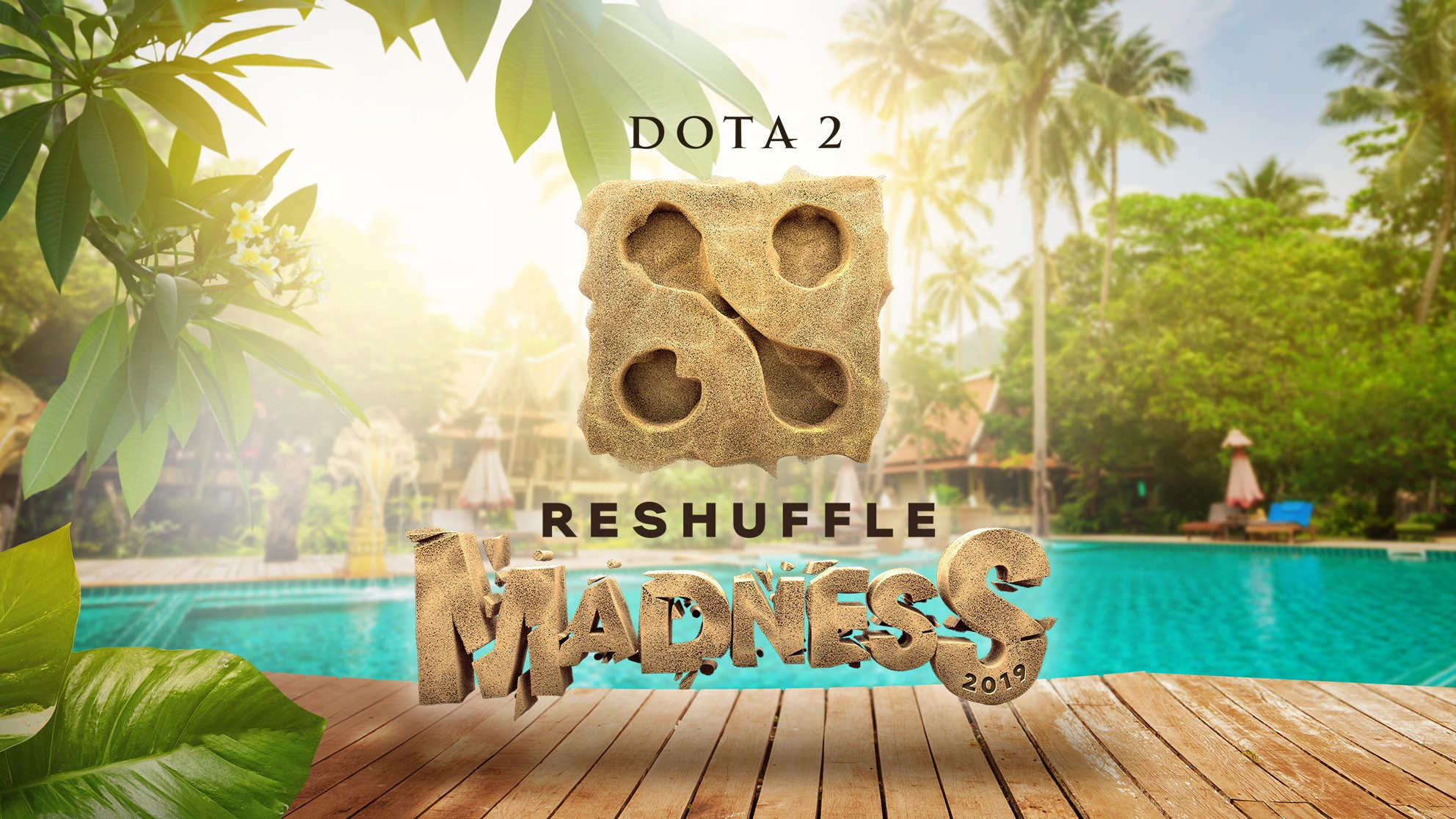 Sunglasses, cocktails and WePlay! Reshuffle Madness 2019!