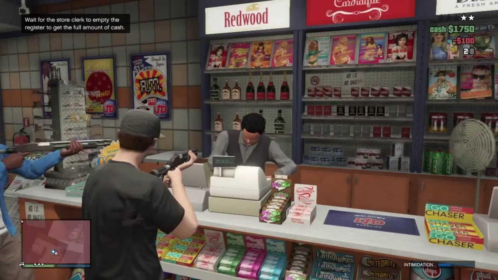 GTA 5 - Stores and Places you can rob