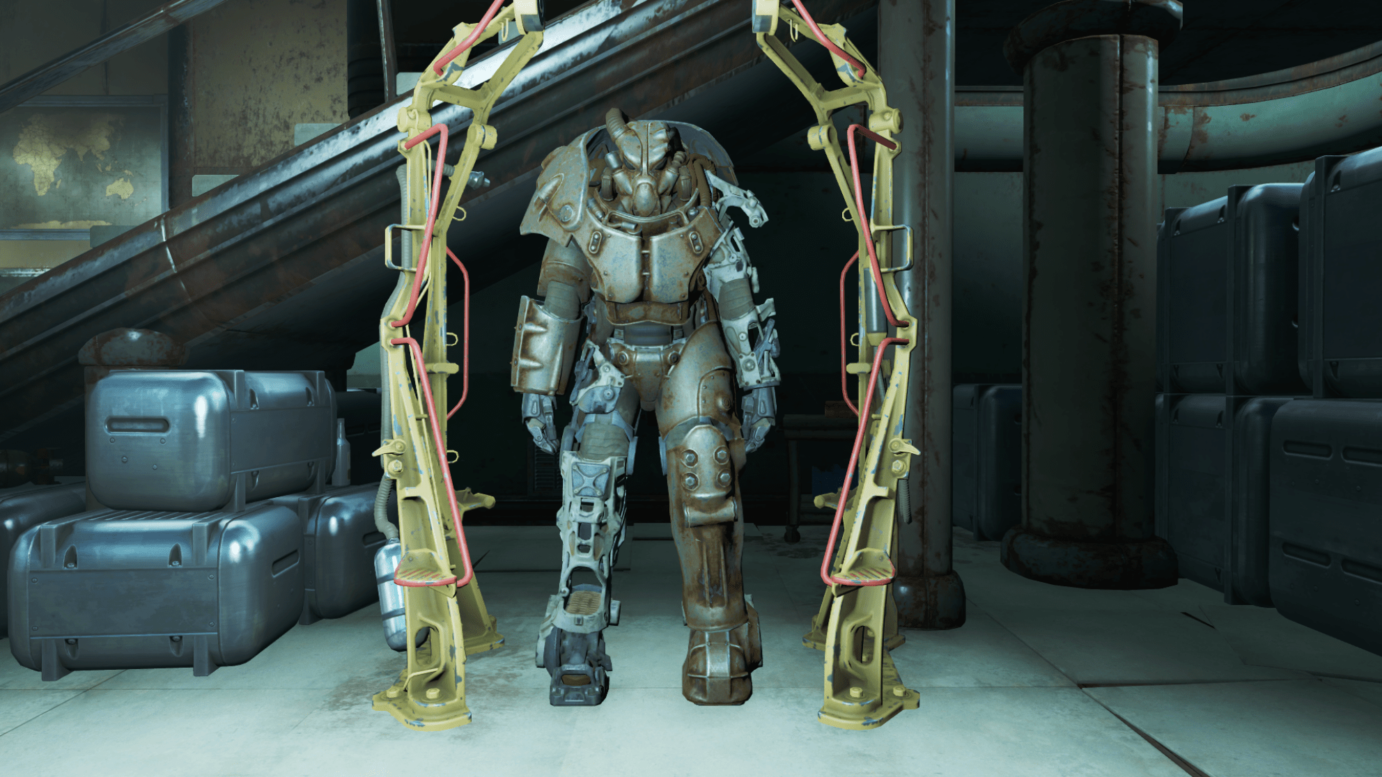 Fallout 4: Best Power Armor - Where to find the X-01
