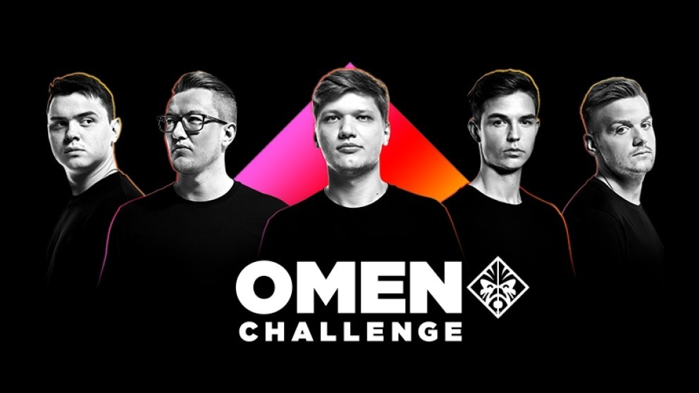 OMEN Challenge presented by HLTV first five talents revealed
