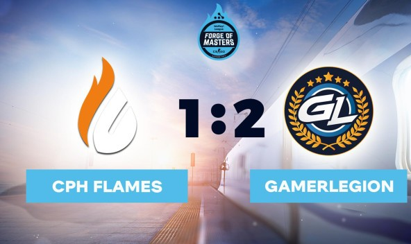 Forge of Masters WePlay! League: Copenhagen Flames vs GamerLegion