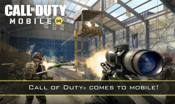 ᐈ Call Of Duty Mobile Luchshee Oruzhie Weplay