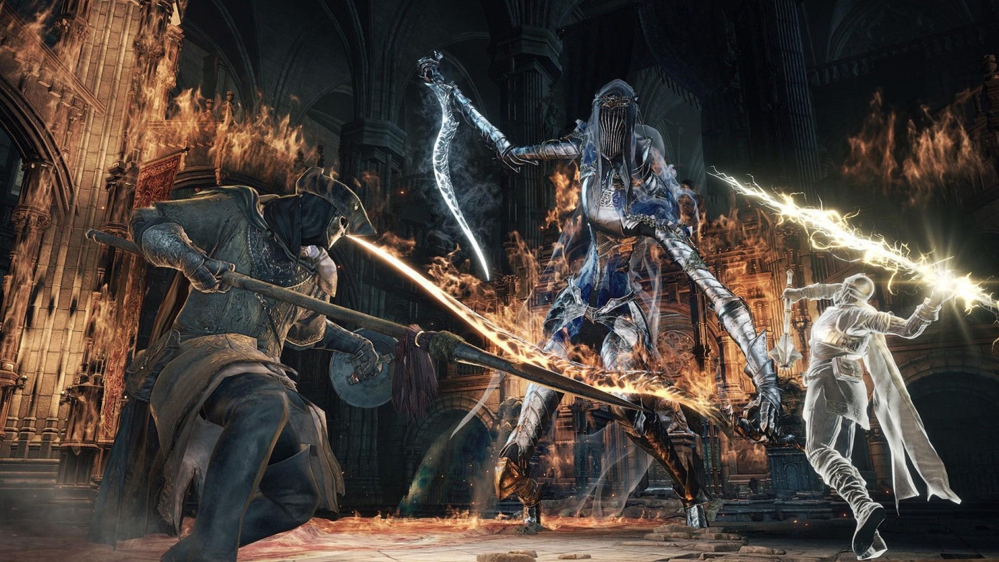 Dark Souls 3: Лучшее Оружие