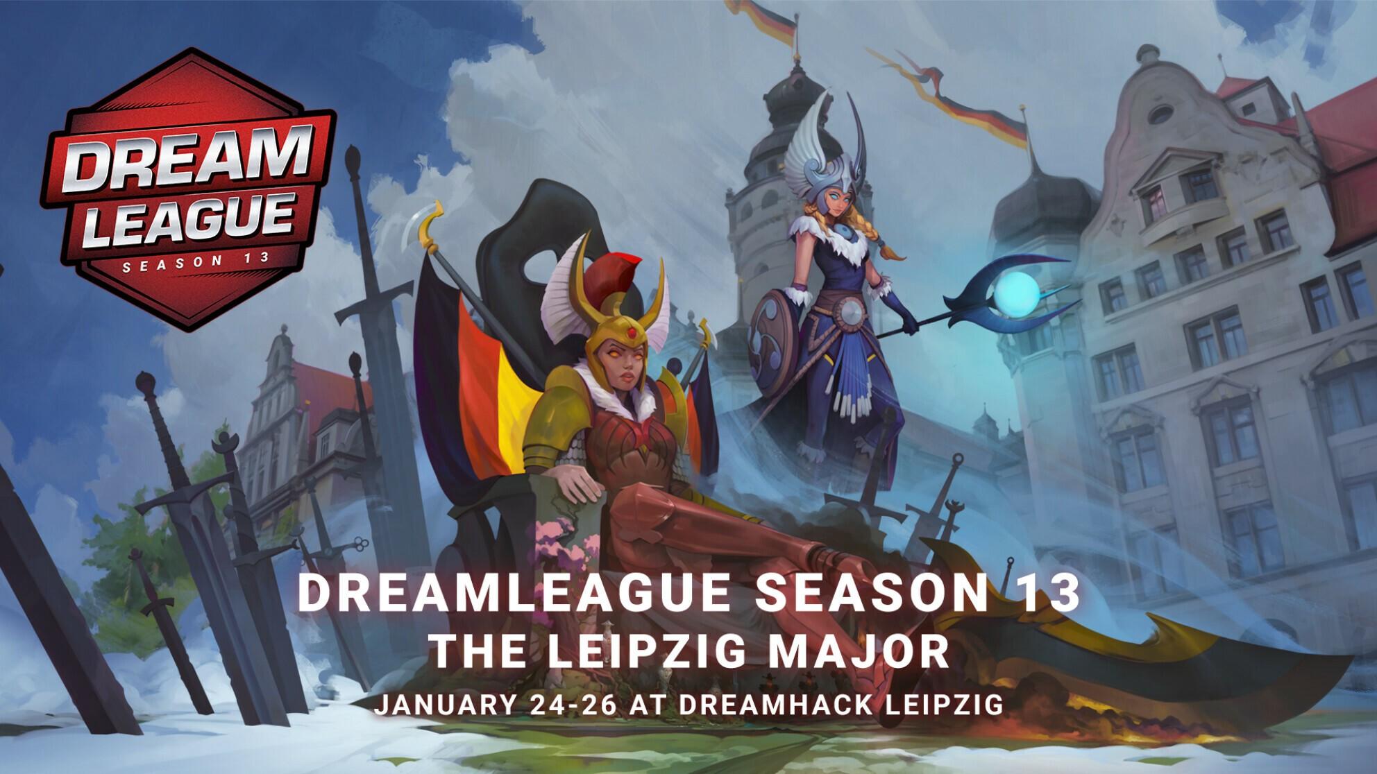 DreamLeague Leipzig Major — Результаты первого дня закрытой квалификации в Китае и ЮВА