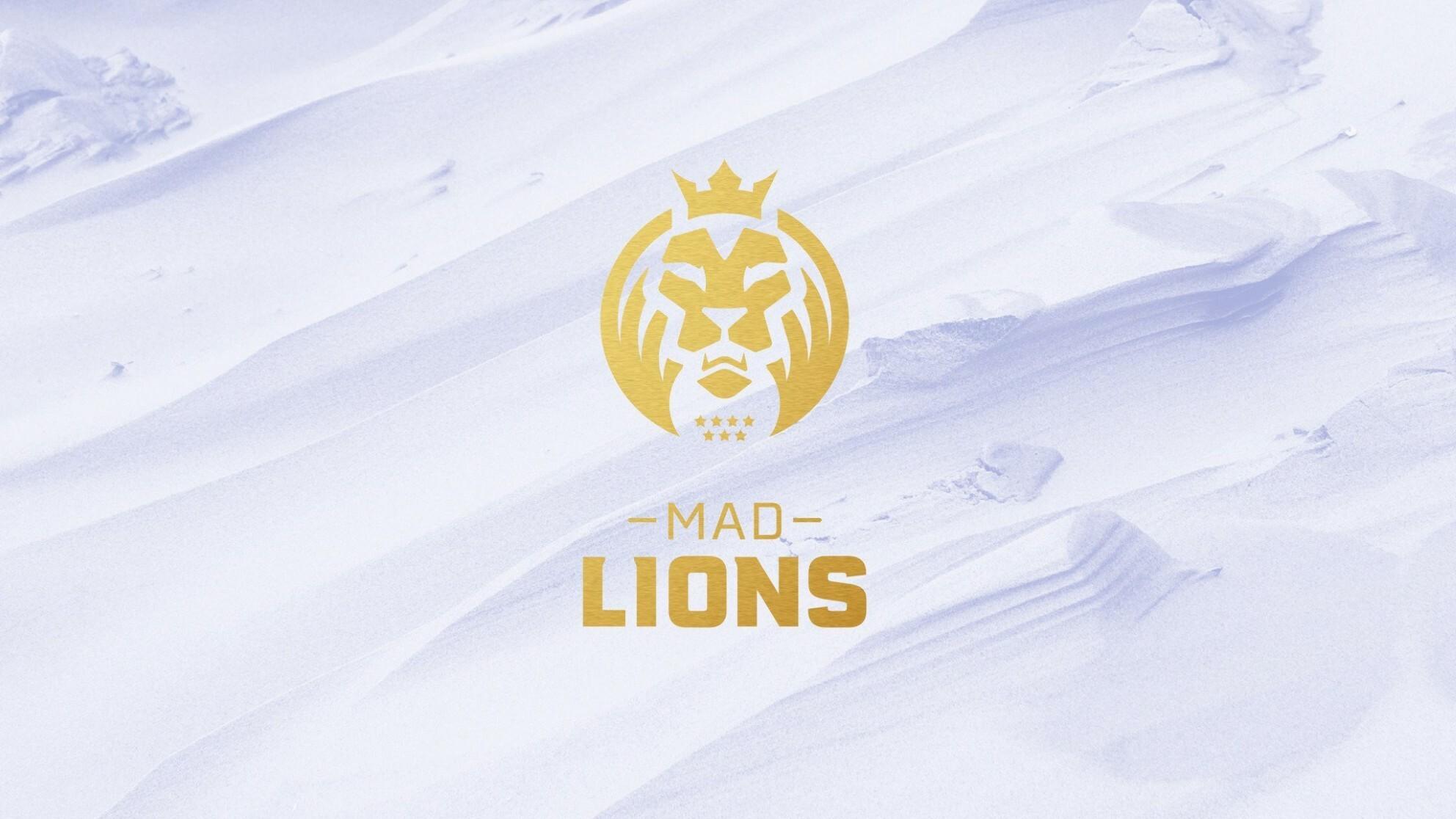 MAD Lions подписала состав Tricked Esport