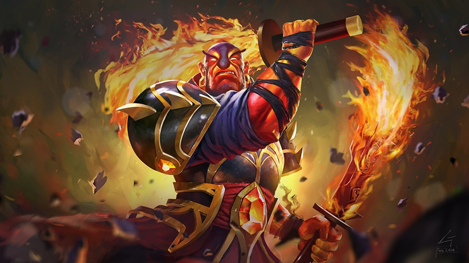 The Heroes in Dota 2 - An Introductory Guide for Ember Spirit