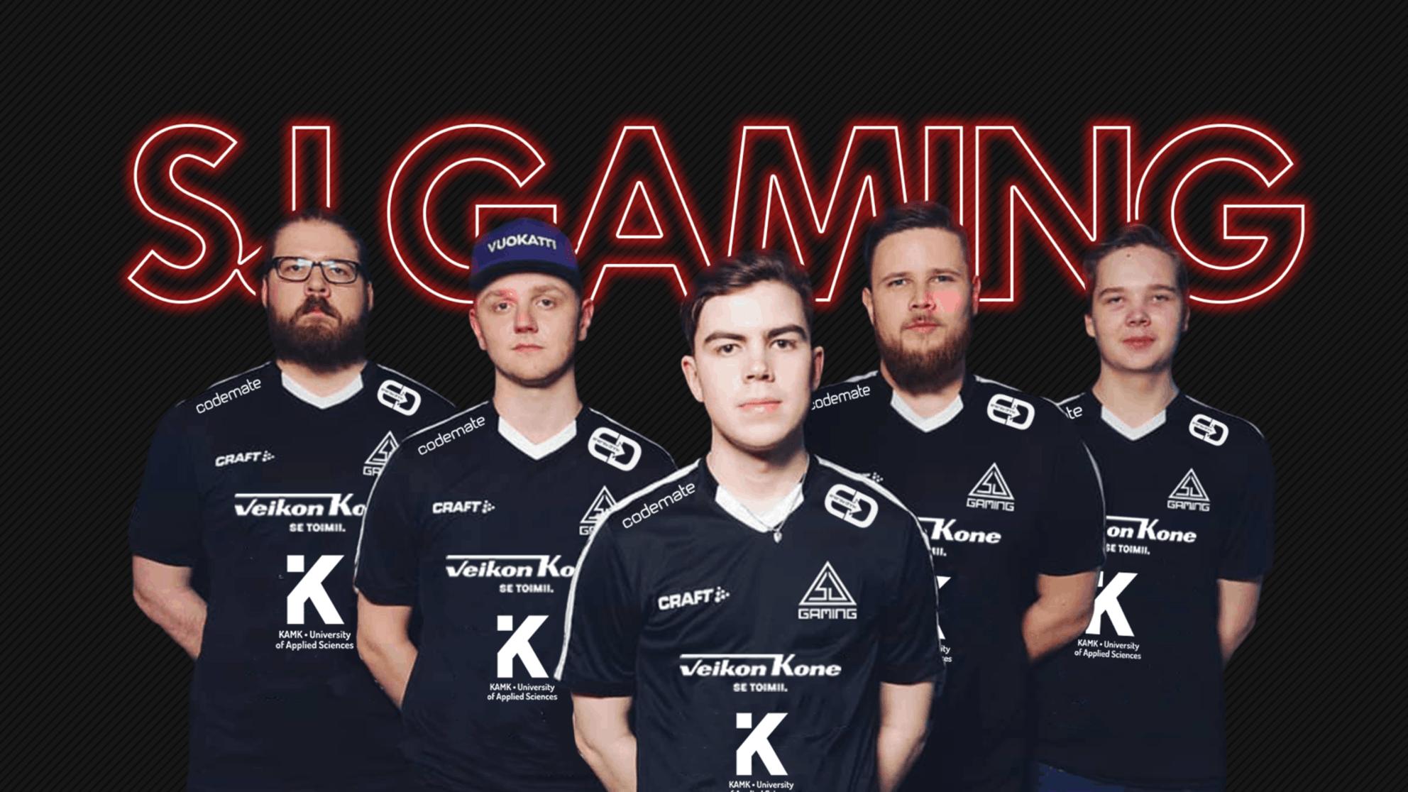 STOVVE заменил Jamppi в составе SJ Gaming по CS:GO
