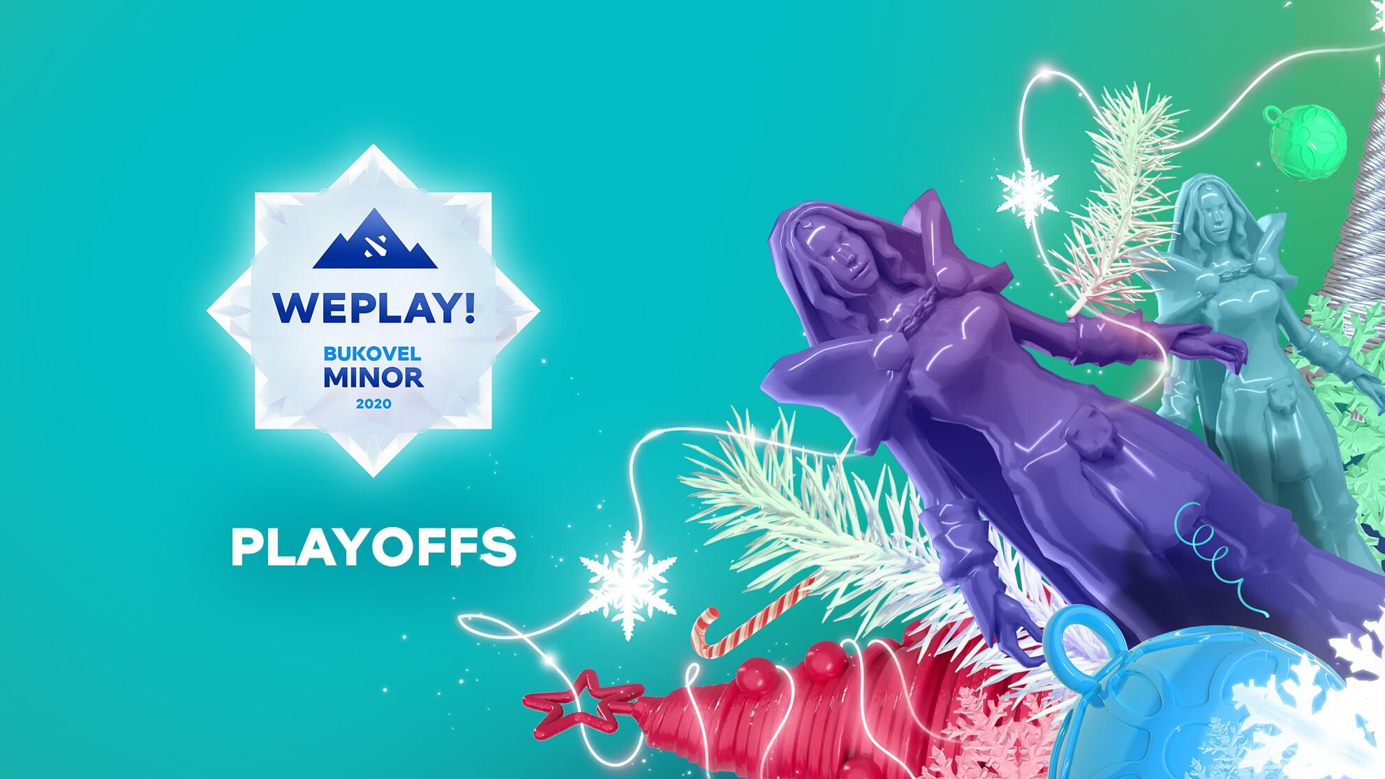 WePlay! Bukovel Minor 2020 Playoffs — Day 3 Recap