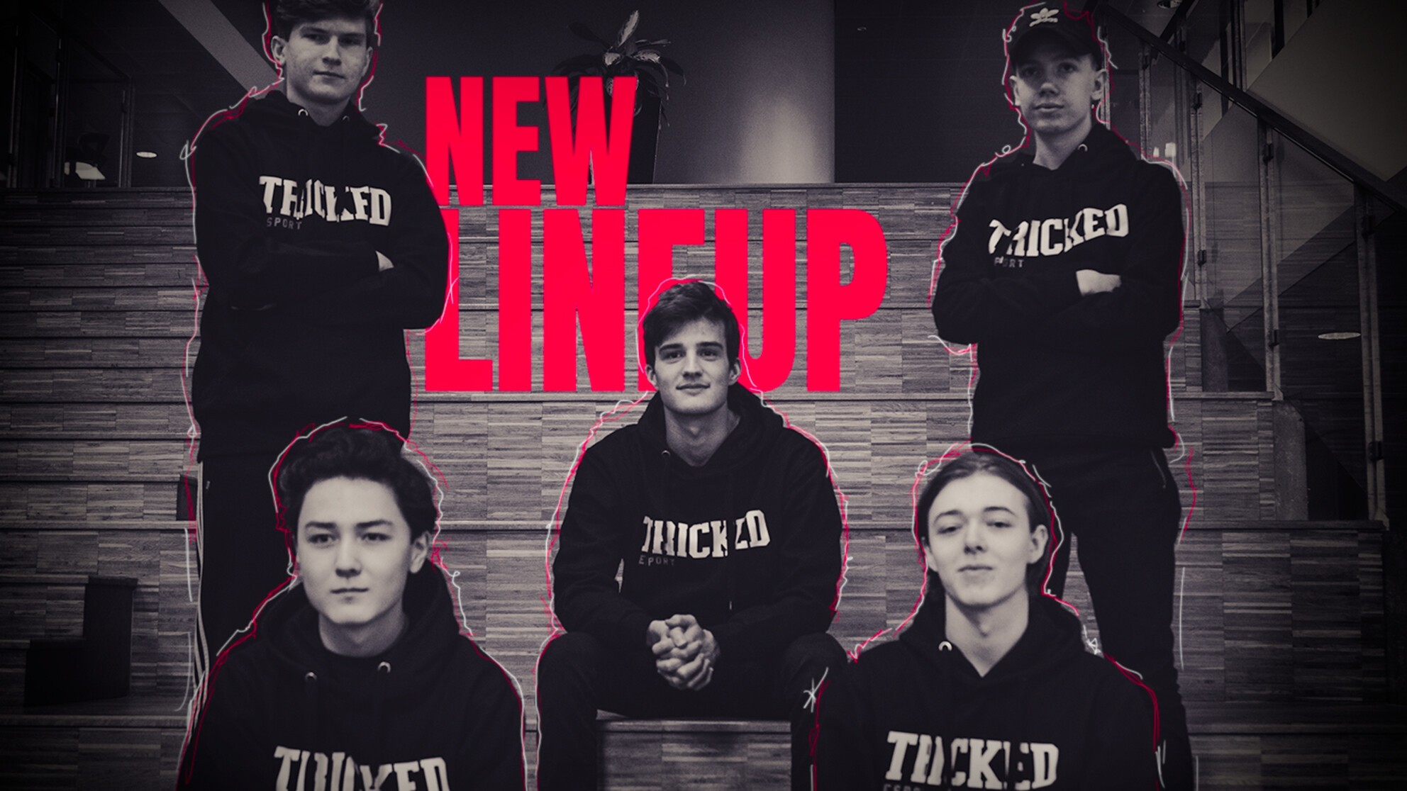Tricked reenter CS:GO with Danish roster