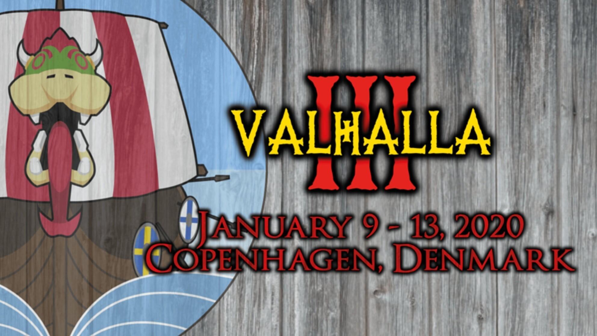Valhalla III results