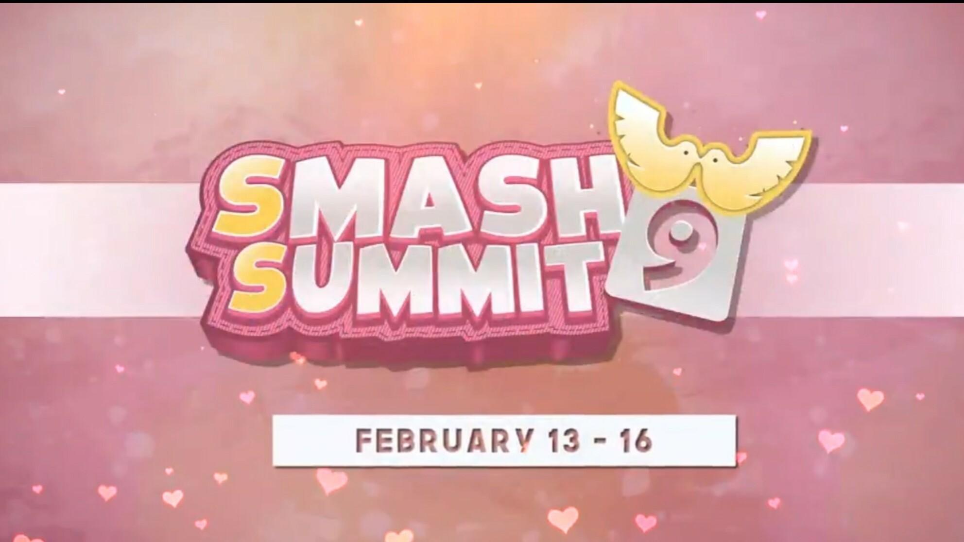 Smash Summit 9 talent revealed