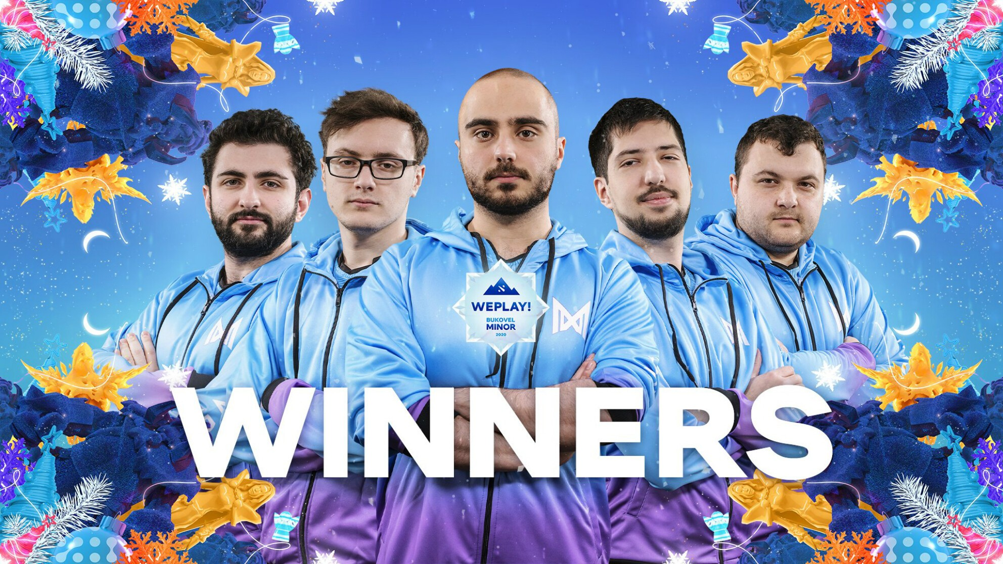 Team Nigma is the winner of WePlay! Bukovel Minor 2020!