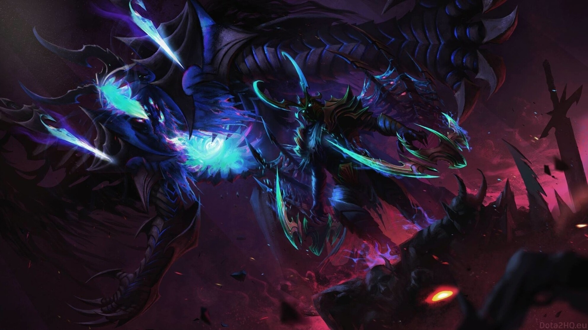The Heroes in Dota 2 - An Introductory Guide for Terrorblade
