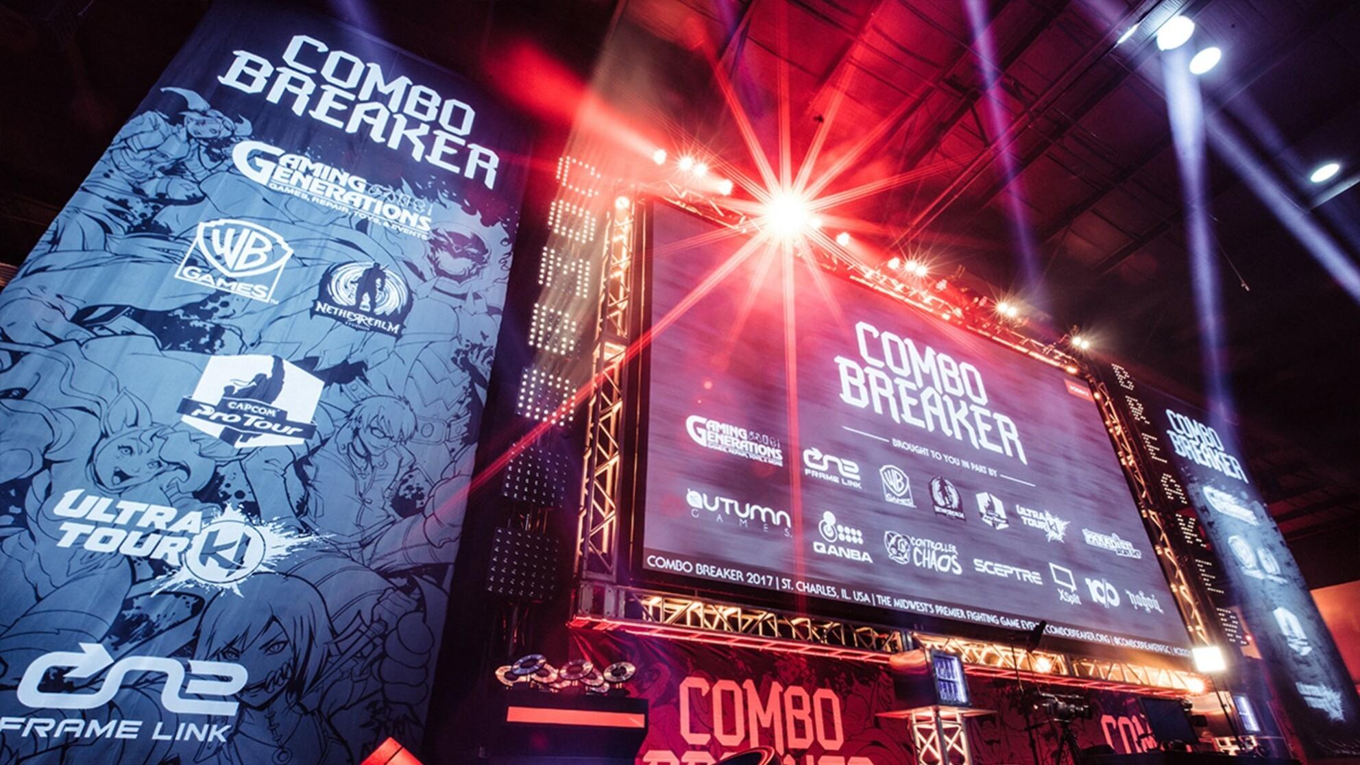 Combo Breaker 2020 announce tournament details
