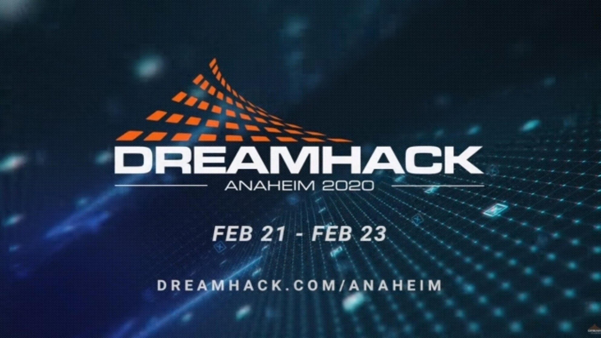 DreamHack Open Anaheim 2020 closed qualifier invites announced
