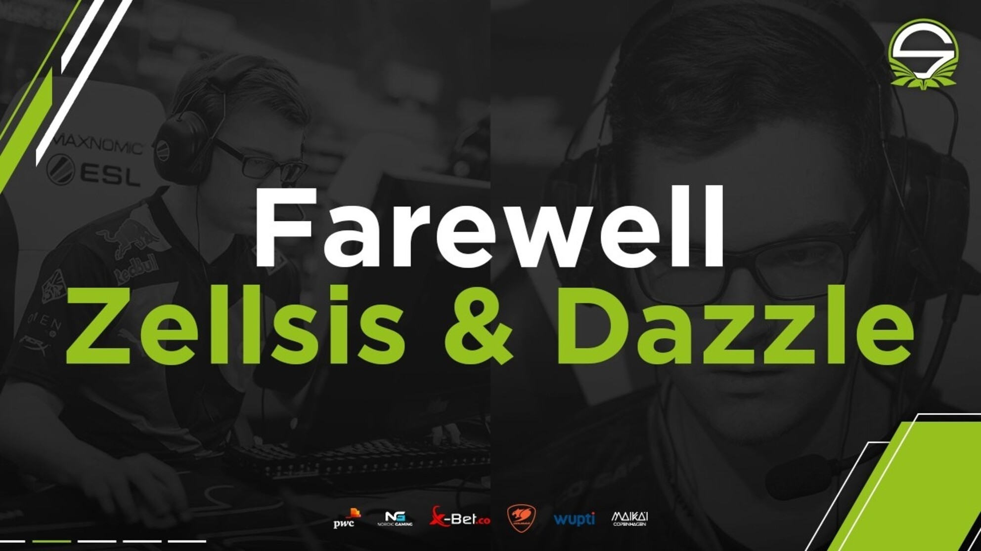 Zellsis and dazzLe leave Singularity