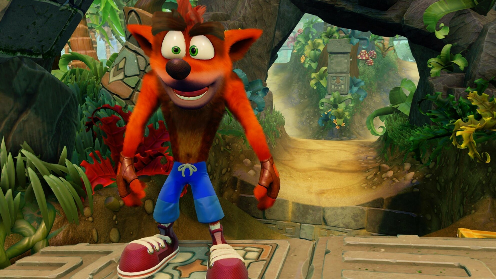 Crash Bandicoot allegedly coming to Super Smash Bros. Ultimate