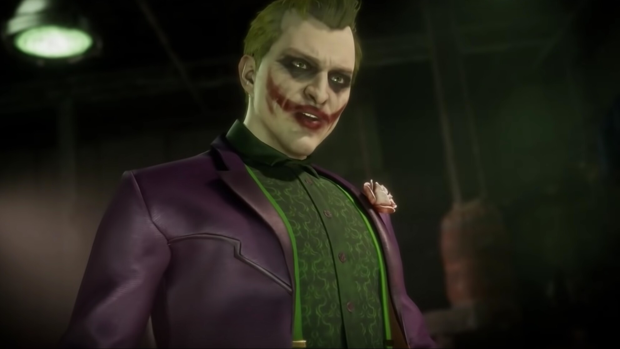 New Joker Fatality revealed and a look at the Batman Who Laughs skin