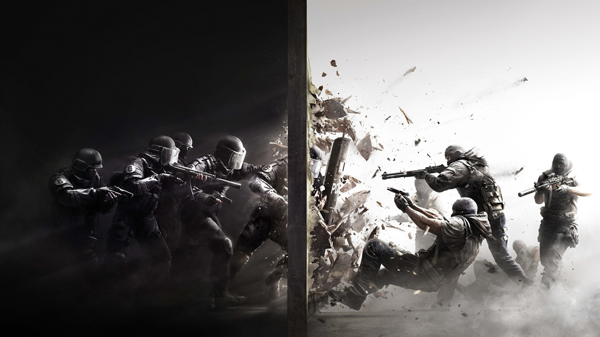 ᐈ Ubisoft Reworks Rainbow Six Siege Esports Structure And Reveals
