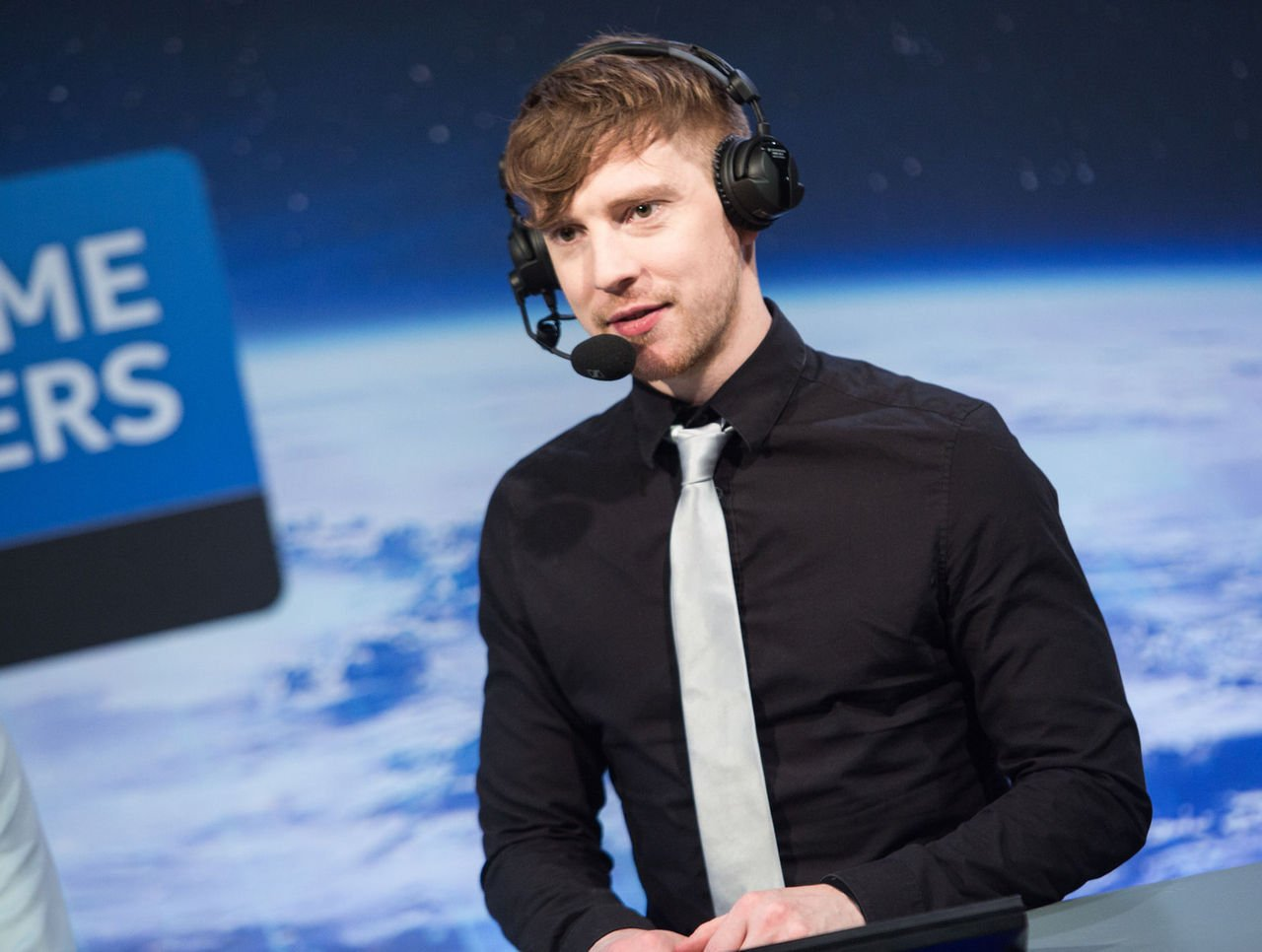 """ᐈ Interview with ESL Senior Product Manager Shaun """"Apollo"""" Clark • WePlay!"""