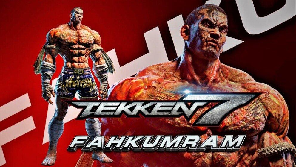Fahkumram's release date revealed in new Tekken 7 gameplay trailer