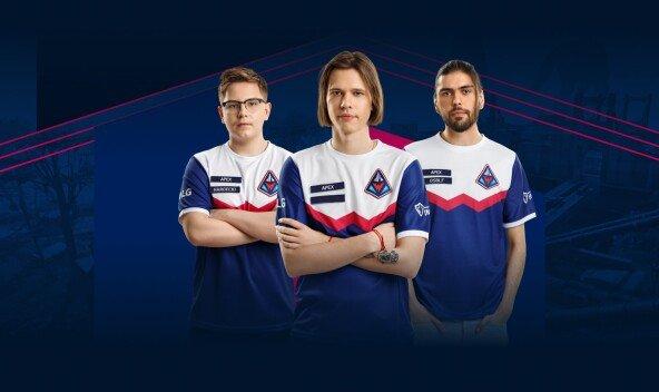 Winstrike Team Apex Legends Dota 2 CS:GO
