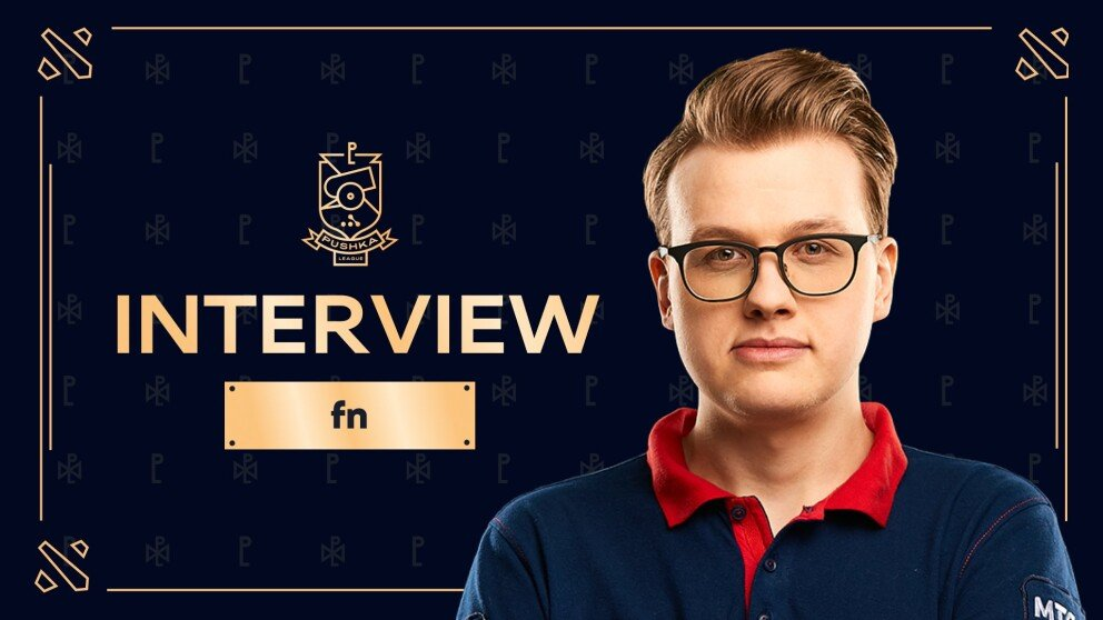 Live interview with fn