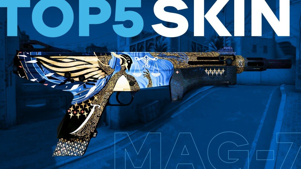 ᐈ Ballin On A Budget Top Five Mag 7 Skins For 15 Or Less Weplay