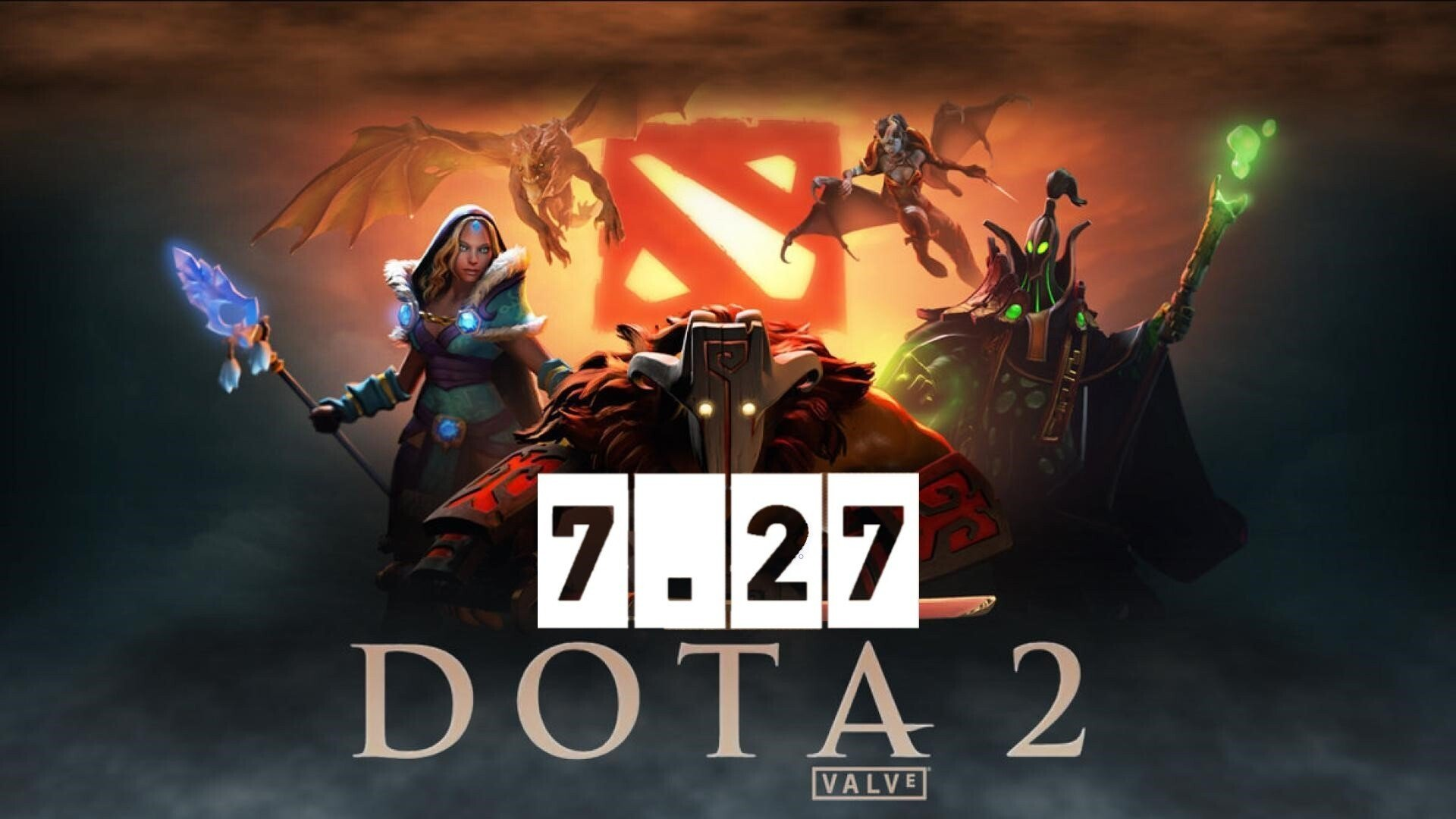 Dota 2 7 27 Update Zoo Meta Balance Changes New Items Weplay