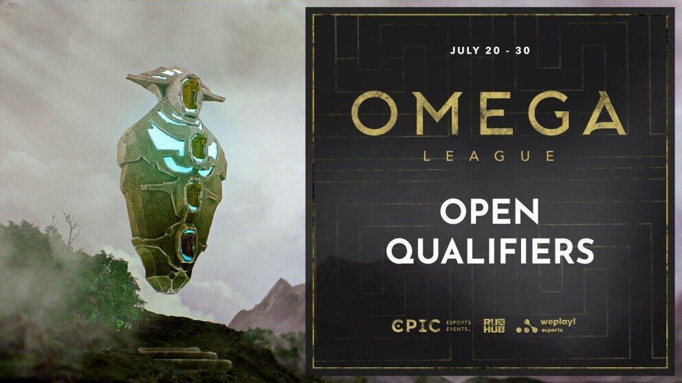 OMEGA League Open Qualifiers