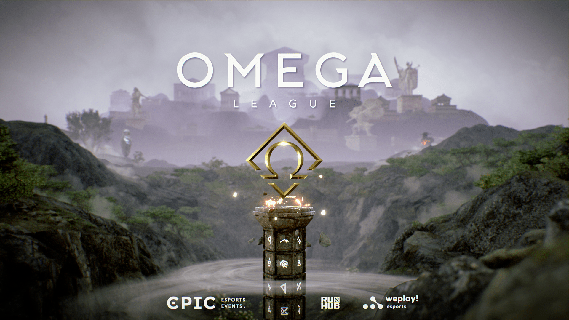 WePlay! and Epic Esports Events present: OMEGA League!