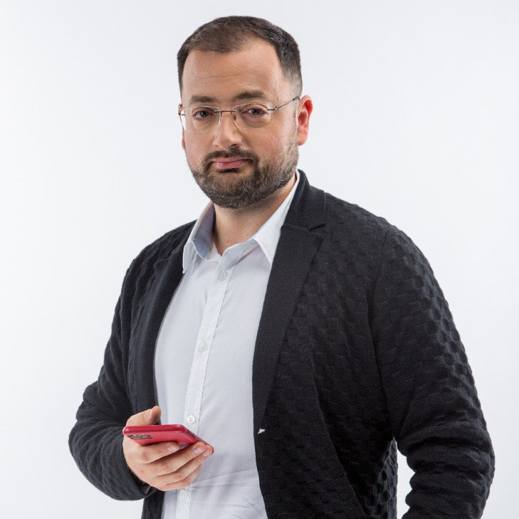 """Managing Partner of TECHIIA Yura Lazebnikov: """"We prepared the document specifying four fundamental points of cooperation with the Ministry of Digital Transformation of Ukraine."""""""