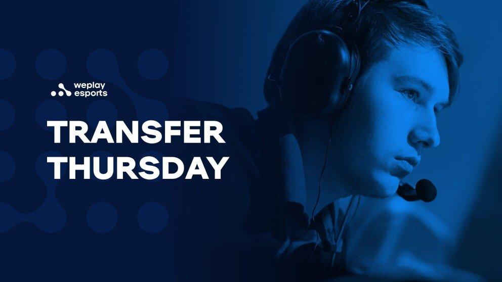 Transfer Thursday — November 5