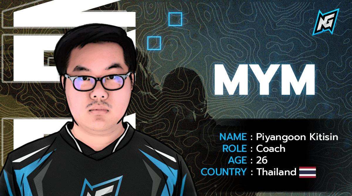 MYM NG Esports