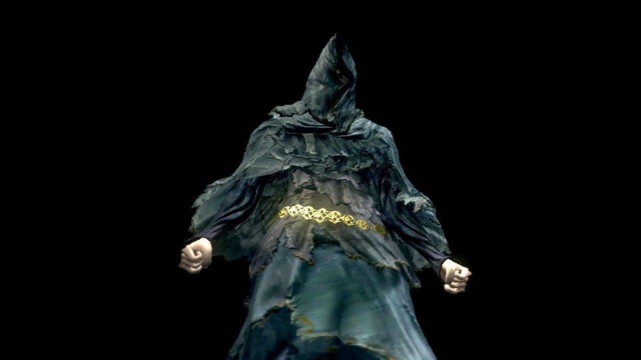 Dark Souls Gold-Hemmed Black Set