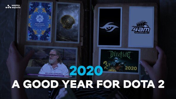 2020: A Good Year For Dota 2