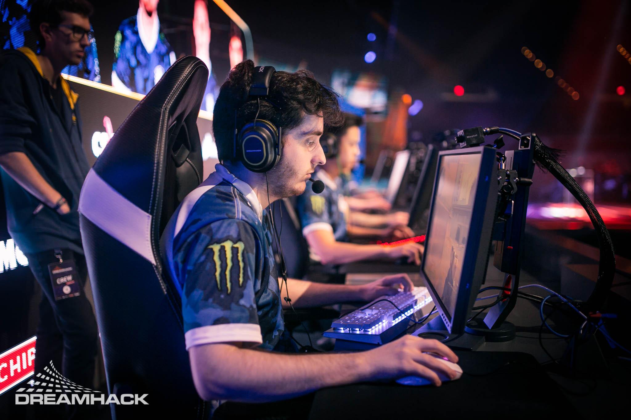 NAF Team Liquid DreamHack Masters Dallas 2019