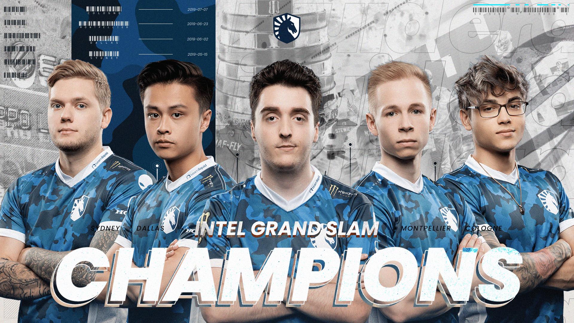 Team Liquid Intel Grand Slam
