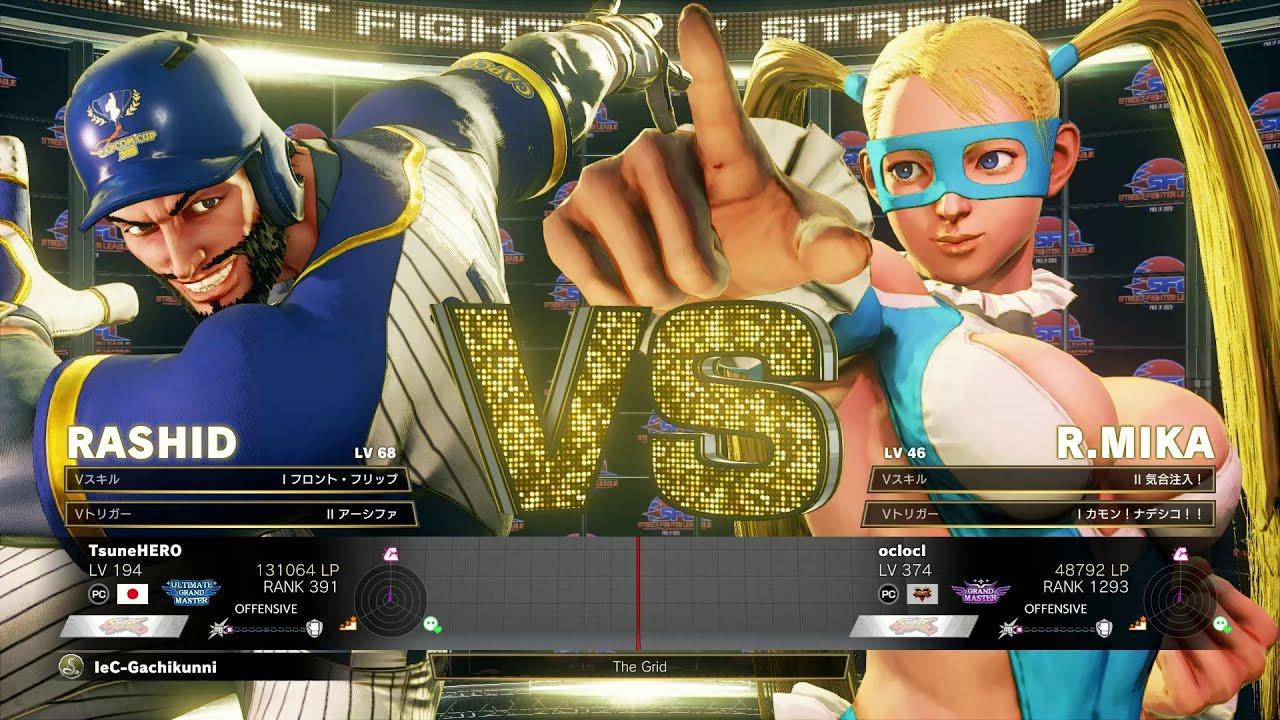 Gachikun vs Fuudo