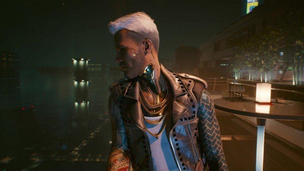 Персонажи Cyberpunk 2077: Керри Евродин