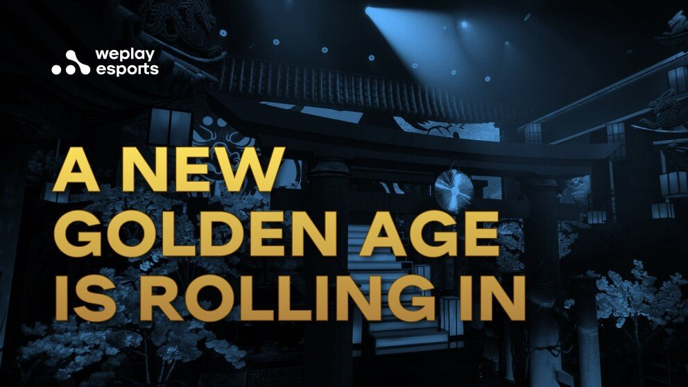 A New Golden Age Is Rolling In