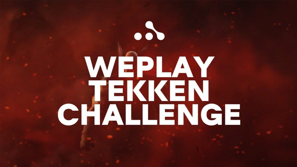 WePlay Tekken Challenge: your chance to win PlayStation 5!